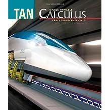 amazon com soo t tan books rh amazon com Calculus Early Transcendentals 3rd Edition Calculus Early Transcendentals 9th Edition