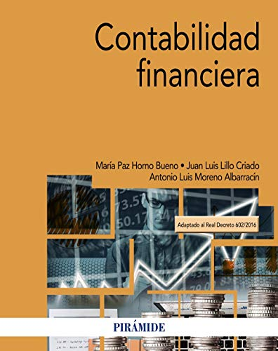 Contabilidad financiera (Economía y Empresa) María Paz Horno Bueno