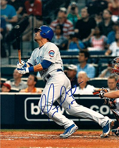 Cubs Chicago Photograph Soto - Geovanny Soto Chicago Cubs Signed Autographed 8x10 Photo W/coa - Autographed MLB Photos