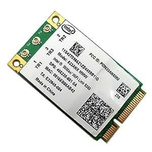 Intel Wimax/Wifi Link 5350Mini tarjeta 533ANX _ mmw para HP/Lenovo portátiles ThinkPad