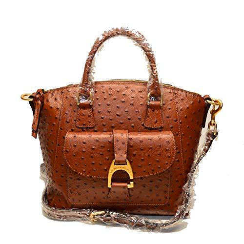 Dooney and Bourke front pocket satchel