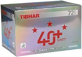 TIBHAR 3 *** palla 40+ SYNTT 72er wei, Opzioni St, bianco 73211200