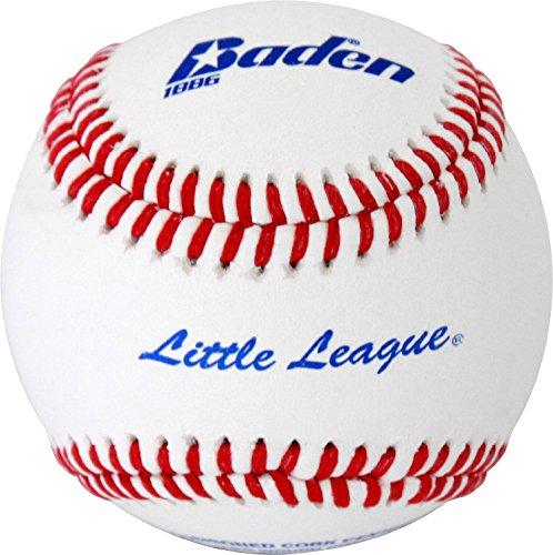 (Baden 1BBLLG Little League Baseball (Dozen), Official)