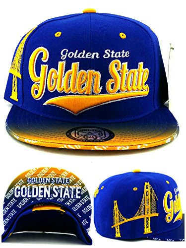 timeless design 78fa2 5ea4f ... era nba black graph 59fifty cap 567b9 504c1  sweden amazon leader of  the game golden state new top pro skyline bridge warriors colors blue