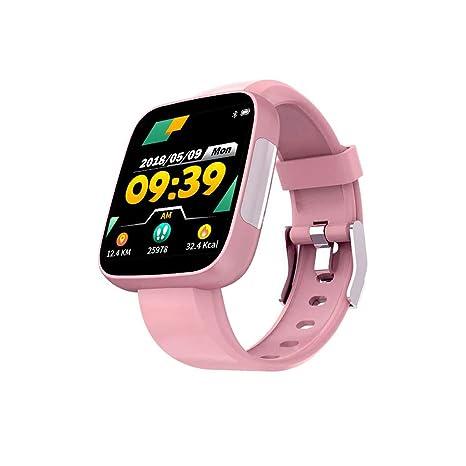LUCKYGBY Smartwatch Presión Arterial de ECGS, Impermeable Reloj ...