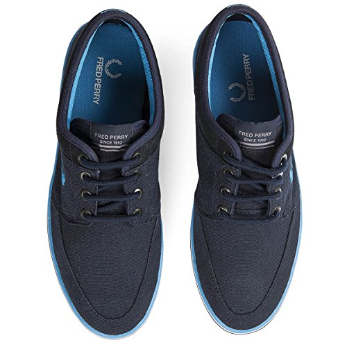 Fred Perry Stratford Canvas Navy Navy