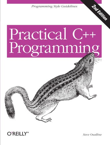 Practical C++ Programming by O'Reilly Media