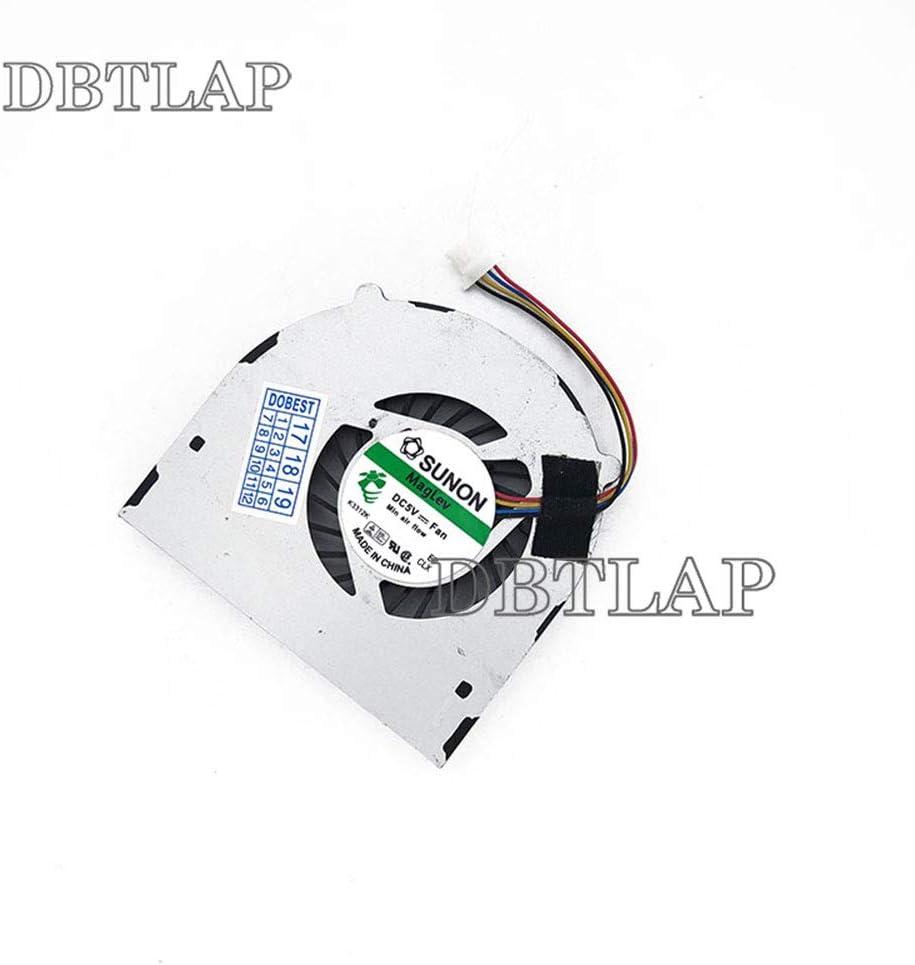 DBTLAP Laptop CPU L/üfter F/ÜR Acer Aspire 4810 4810TG 4810TZ 5810 5810TG CPU K/ühlung L/üfter K/ühler MG55100V1-Q050-S99