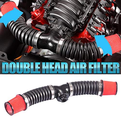 gaeruite Car Air Intake Filter Systems, For Traxxas Double Simulate Air Intake Pipe Tube: Amazon.co.uk: Kitchen & Home