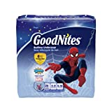 GoodNites Boys Underwear Small/Medium, Boy, 26 Count (Pack of 3), Packaging May Vary: more info
