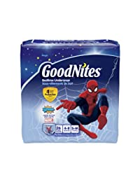 GoodNites Boys Underwear Small/Medium, Boy, 26 Count (Pack of 3), Packaging May Vary BOBEBE Online Baby Store From New York to Miami and Los Angeles