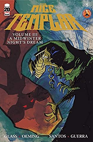 The Mice Templar Vol. 3 #8 (The Mice Templar Vol. 3: A Midwinter Night's Dream) (Mice Templar Vol 3)