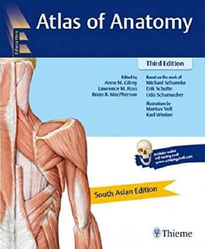 Atlas Of Anatomy: 3Rd Edition PDF