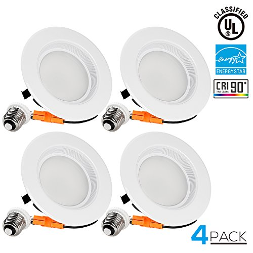 4 led recessed light - 6