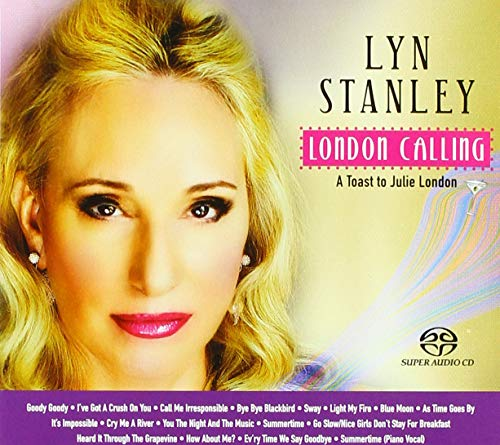 The Calling Cd - London Calling: A Toast To Julie London Sacd