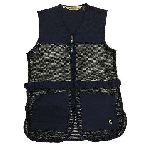 Boyt Harness Dual Pad Shooting Vest, Navy, 2X by Boyt Harness