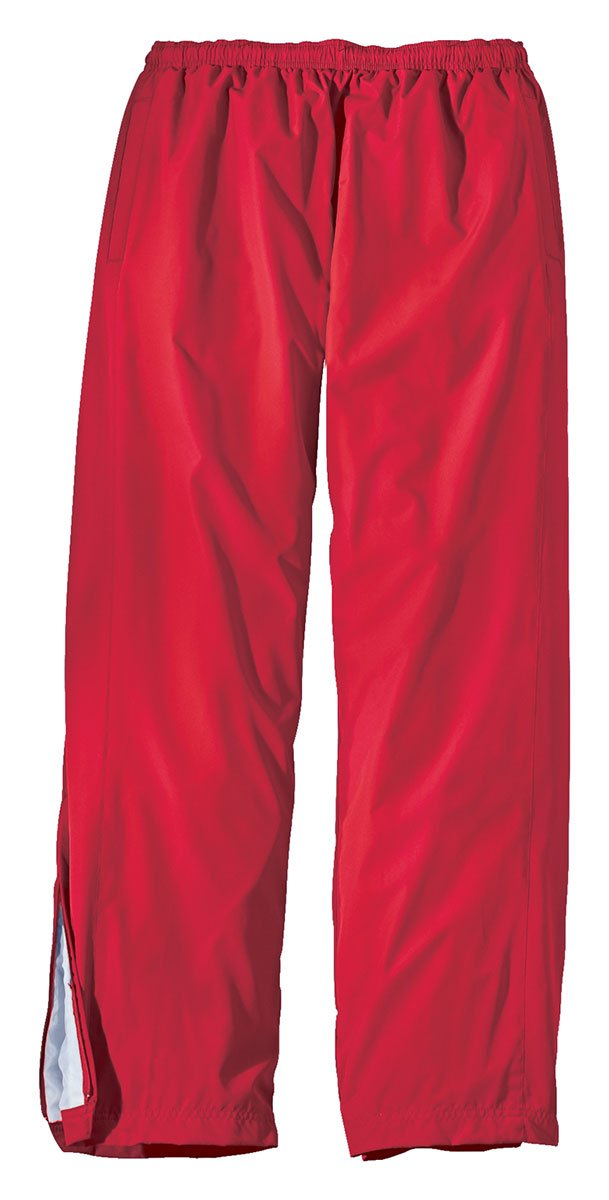 Sport-Tek Youth Wind Pant, True Red, L