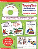 Teaching Tunes Audio Cd And Mini-books Set: Favorite Songs