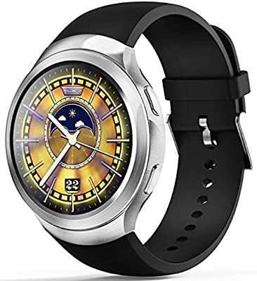 LEMFO LES2 - 3G Smartwatch Phone Android 1GB + 16GB Monitor de ...