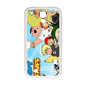 NICKER Family guy the quest for stuff Case Cover For samsung galaxy S4 Case