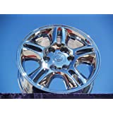 Amazoncom Acura TL TypeS Set Of Genuine Factory Inch Chrome - Acura tl type s wheels
