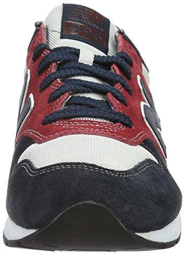 Scarpe Grey Blue Basse Multicolore Uomo Red Ginnastica Balance Mrl996v1 da New 7HCqx