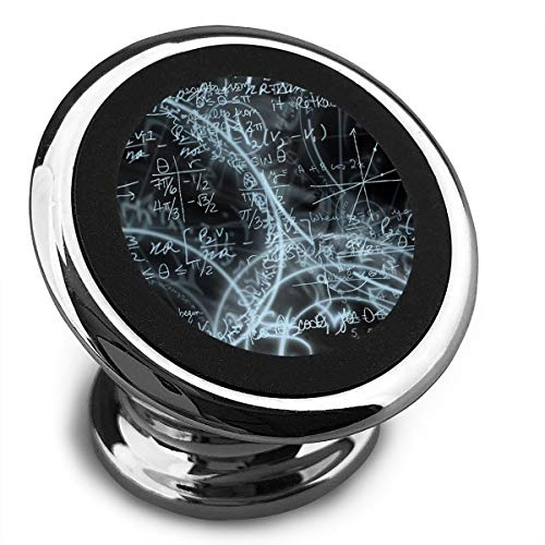 Baerg Universal Magnetic Phone Car Mounts Magnet Holder Math Magnetic Mount for Phone 360° Rotation -