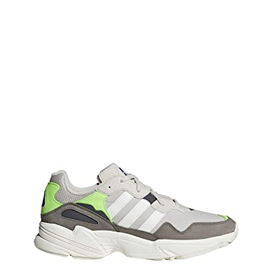 the best attitude 08209 a2c7e adidas Originals Yung-96 - Men s Clear Brown Off White Solar Green Nylon