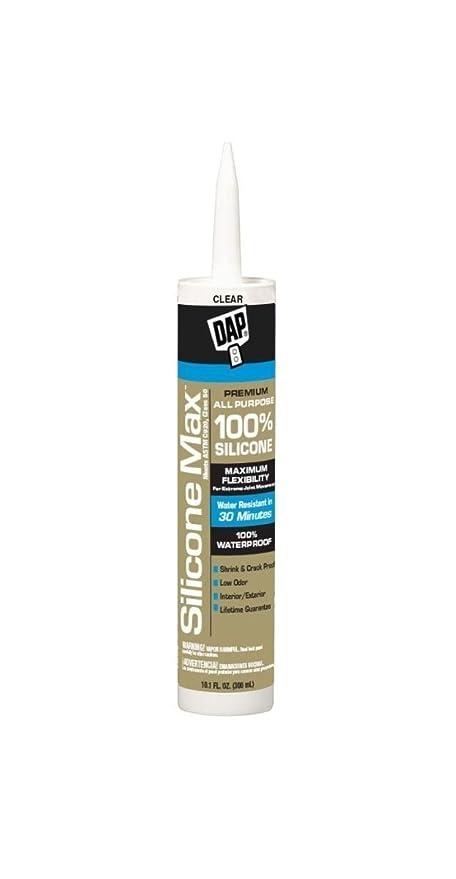 Amazon com: DAP 08791 10 1-Ounce Silicone Max Premium All