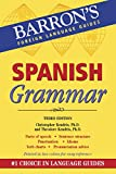img - for Spanish Grammar (Barron's Grammar Series) book / textbook / text book