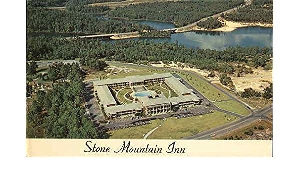 Amazon Com Stone Mountain Inn Stone Mountain Georgia Original