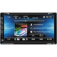 7 Inch Touch Screen Universal 2 Din Car DVD Player in Dash With GPS FM/AM Radio Stereo Bluetooth USB/SD Analog TV