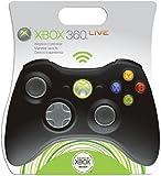 Control Pad X-Box 360 Wireless - black (Microsoft)