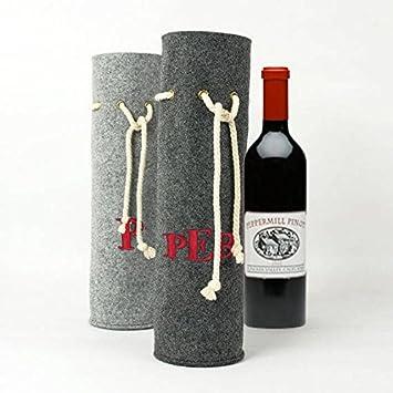 Amazon.com: Personalizado bolsa para vino, monograma bolsa ...