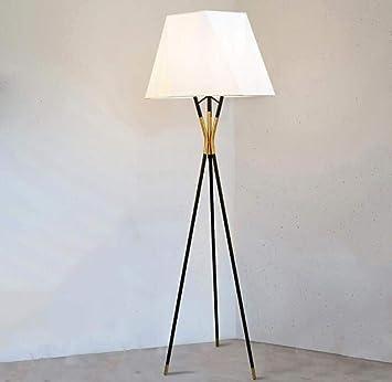 QWE Lámparas de Pie Lámparas de Pie Japonesas Lámpara de Pie ...