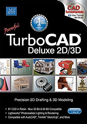 TurboCAD Deluxe v21 [Download]