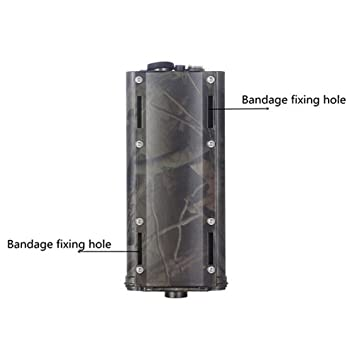 zhengyao HC-700A - Cámara de vigilancia de caza (impermeable, visión nocturna, control remoto, cámara de caza): Amazon.es: Deportes y aire libre