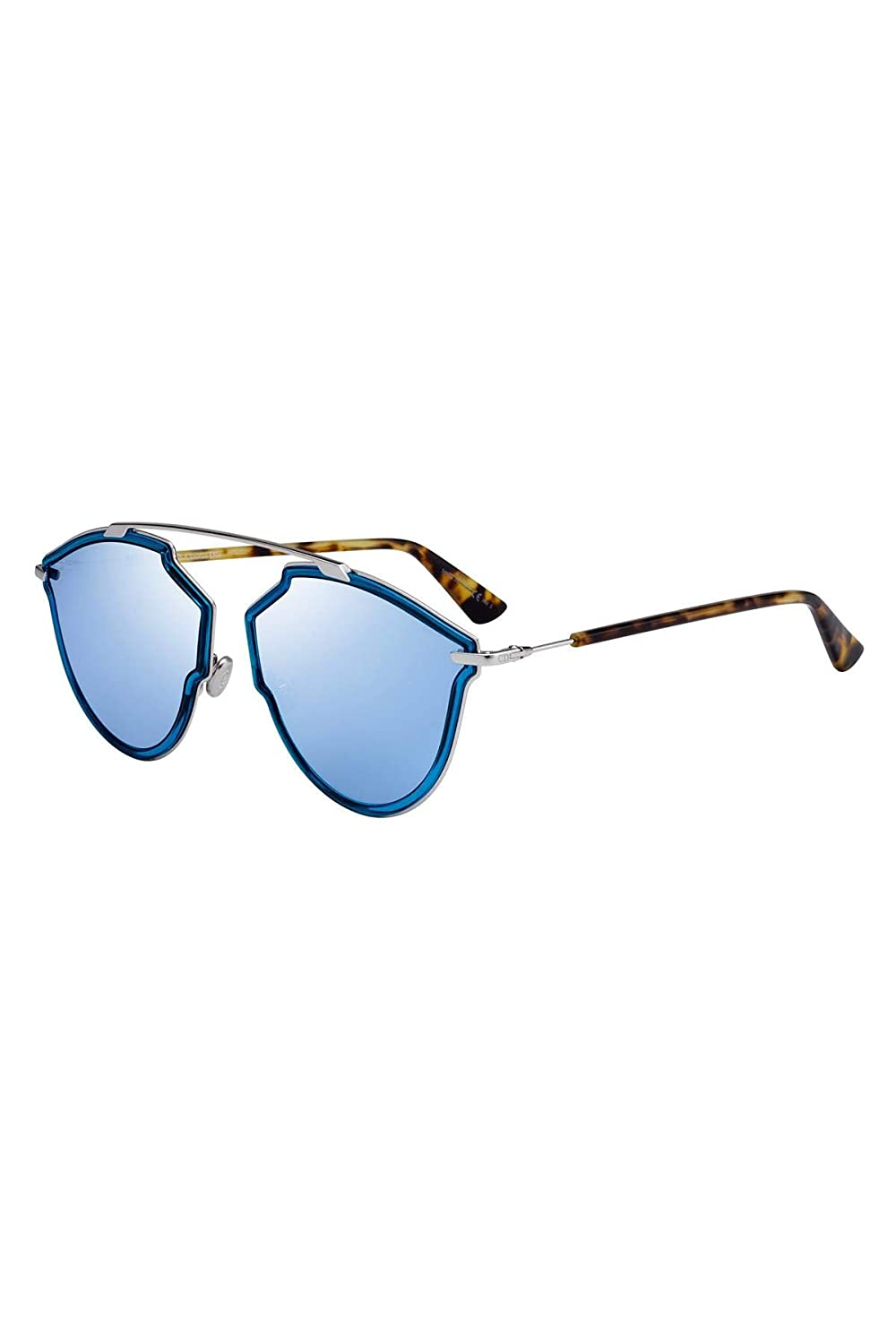 Amazon.com: Dior DIOR SO REAL RISE BLUE/BLUE 58/17/145 ...