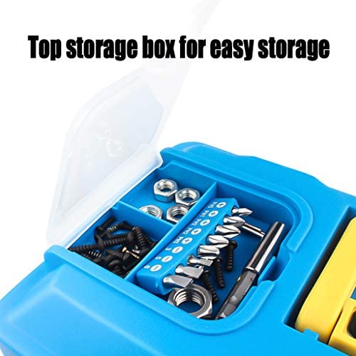 modo Thickened toolbox portable multifunctional tool storage box, PP plastic, used to store small parts, used for tool storage and sorting items