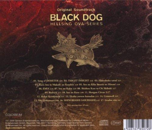 Black dog soundtrack