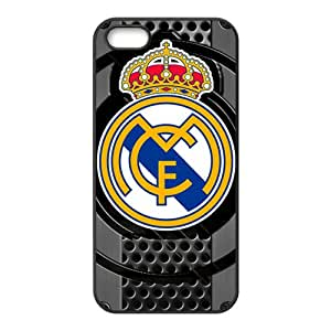 Real Madrid Club de Football Design New Style High Quality Comstom Protective case cover For iPhone 5S
