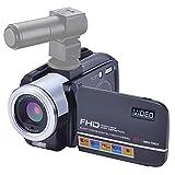 Camcorder Video Camera 24MP Digital Camera Full HD 1080p Vlogging Camera Night Vision HDMI Output with Remote Controller