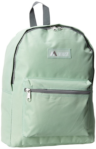 Everest Basic Backpack, Jade, One Size