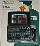 Oregon Scientific 12KB FM Radio Organizer with Data Compression