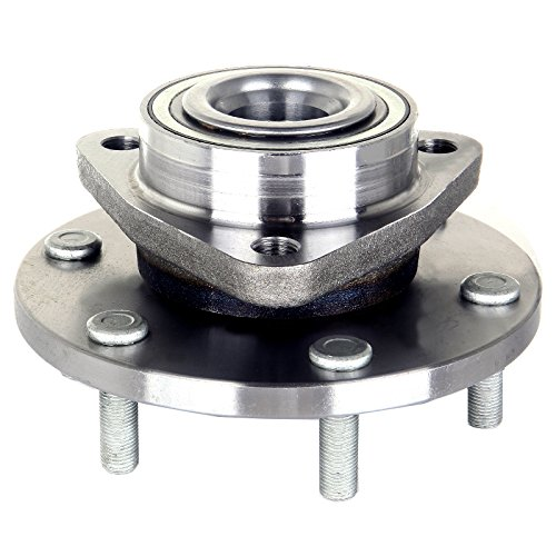 OCPTY Wheel Bearing Hub 515066 Front Bearing Assembly W/ABS 6 Lugs Replacement fit for 2004-2008 Infiniti QX56, 2005-2008 Nissan Armada, 2004 Nissan Pathfinder, 2004-2008 Nissan Titan - Fit Front Wheel