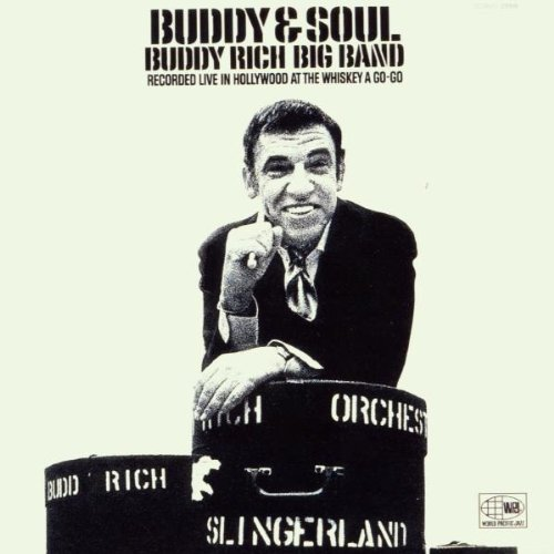 Buddy & Soul: Recorded Live in Hollywood at the Whiskey A Go-Go by Blue Note Records