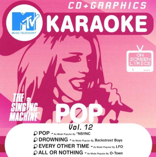 Karaoke: Mtv Pop 12