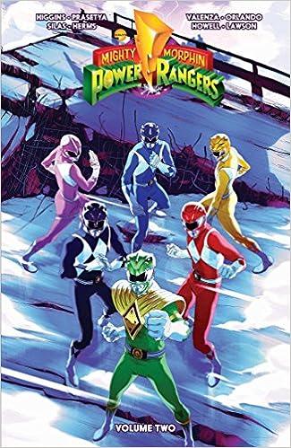 daf1efe8f Mighty Morphin Power Rangers Vol. 2: Kyle Higgins, Hendry Prasetya:  9781608869428: Amazon.com: Books