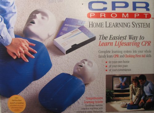 CPR Prompt Home Learning System (Cpr System)