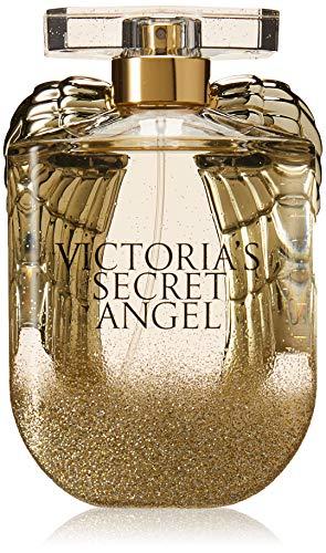 Spray Secret De Parfum - Victoria's Secret Angel Gold Eau De Parfum Spray for Women, 3.4 Ounce